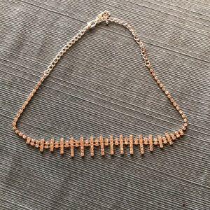 Jewelry - Sparkly rhinestone choker